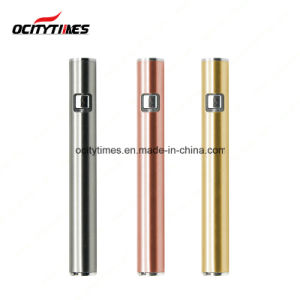Ocitytimes S3 Preheat EGO Battery E Cig Vape Pen Battery pictures & photos