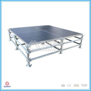Iron Steel Stage Truss System with Roof pictures & photos