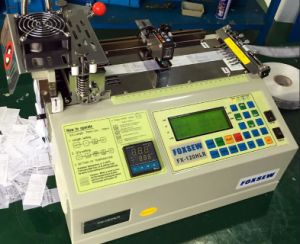 Automatic Label Cutter Hot and Cold Knife with Sensor pictures & photos