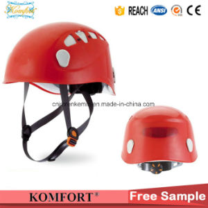 ABS Safety En391 Rock Bicycle Mountain Sport Climbing Helmet (JMC-428B) pictures & photos