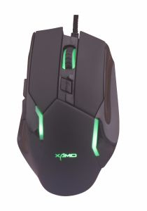 3200 Dpi Colorful LED Light Optical Private Model Msg-X5 Gaming Mouse pictures & photos