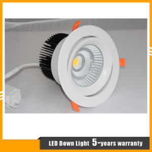 3800lm Super Bright 40W COB LED Ceiling Downlight pictures & photos
