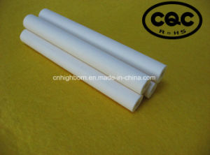 Alumina Ceramic 99% Purity Abrasion Resistant Textile Ceramic Tube pictures & photos