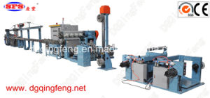 Qf-100 Photovoltaic, No Halogen Extruding Production Line pictures & photos
