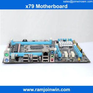 Compatible Desktop/Server SATA 6GB/S X79 Motherboard LGA 2011 pictures & photos