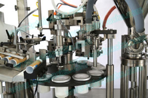 Automatic Tube Filling Machine at 80 Tubes Per Minute (TFS-300A) pictures & photos