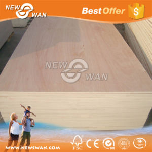 E1 Melamine Coated Construction Plywood/Commercial Plywood/Film Faced Plywood pictures & photos