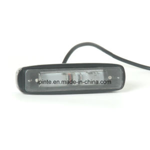 10-80V Forklift LED Warning Lamp Red Zone Light 18W pictures & photos