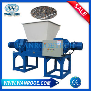 Pnss Series Double Shaft Shredder for Metal and Plastic Bag Recycling pictures & photos