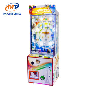 Plush Crane Toy Vending Claw Lucky Star Game Machine Crane Machine for Game Room pictures & photos