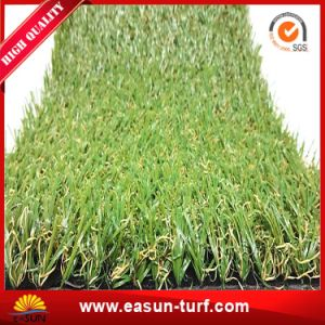 Easy Decoration Synthetic Turf Grass Artificial Lawn pictures & photos