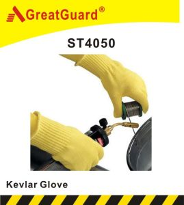 Supershield Cut Resistant 5 Glove (ST4050) pictures & photos