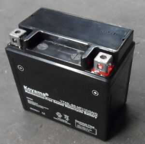 Maintenance Free, Mf, SLA Motorcycle Battery Ytx5l-BS (12V5AH) pictures & photos