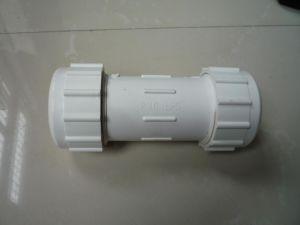 PVC Compression Coupling pictures & photos