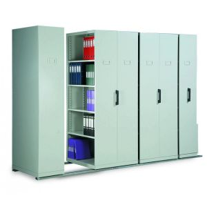 Office Mobile Filing Cabinet (HANDPULL-T4B) pictures & photos