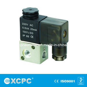 2/3 Way Direct Drive Type Solenoid Valve-3V1 Series pictures & photos
