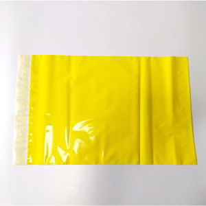 Extra Large Size Yellow Color Plastic Shipping Packaging Bag pictures & photos