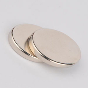 Neodymium Magnet D8X5mm N42 NdFeB Magnet pictures & photos