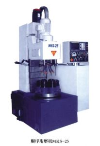 CNC Sequence Semi-Automatic Vertical Honing Machine (MKS-25)