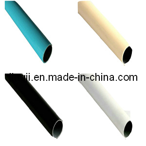Colourful Plastic-Coated Pipe Coated Steel Pipe Iron Round Steel Tubing