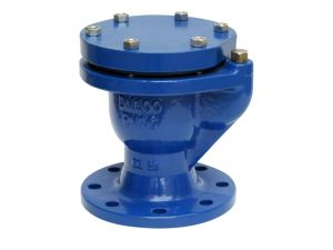 Flanged Air Valve with Single Sphere (AVFL50-300) pictures & photos