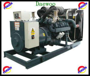 Daewoo Diesel Genset pictures & photos