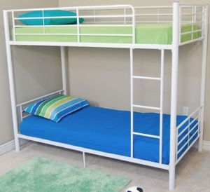 Steel Metal Bunk Bed for Military/Iron Metal Twin Bed pictures & photos