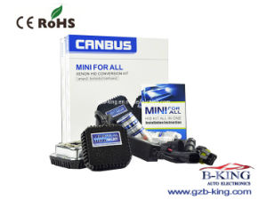 Mini Slim Canbus HID Xenon Kit (All in One) pictures & photos