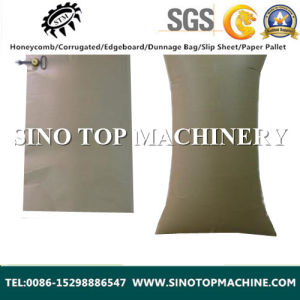 Brown Ce Paper Dunnage Bag for Container pictures & photos