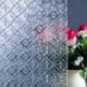 3-8mm Flora Patterned Glass with CE&ISO9001