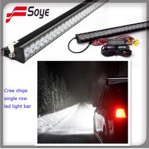 45.5′′ 400W CREE Single Row LED Light Bar 35424lm Light off Road Bar 4X4 4WD