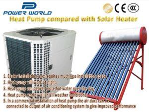 Solar Heat Pump Renewable Water Heater for Saving Money
