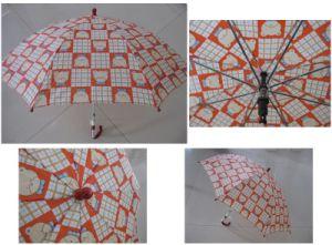 17inch Auto Children Umbrella (CU013) pictures & photos