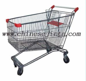 Russia Style Shopping Carts, Popular Russia Style Shopping Trolley (JT-ED12) pictures & photos
