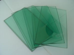3-19mm Clear Glass (JINBO) pictures & photos