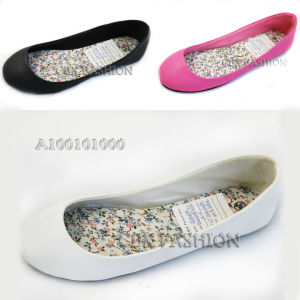Fashion PU Flat Heel Women Shoes (A100101000)