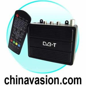 DVB-T/DVB-S Digital TV Tuner Box