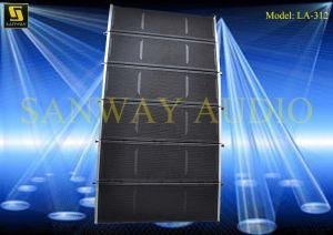 Dual 12′′ Line Array, PRO Audio (LA-312) pictures & photos