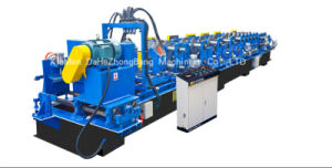 High Speed Zee Purlin Roll Forming Machine