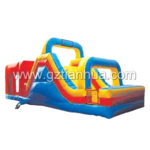 Inflatable Slider Toy, Castle, Bounce(IN-039)