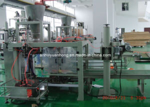 Automatic Power Filling and Packaging Machine (VFFS-YH009) pictures & photos
