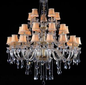 LED Crystal Ceiling Light Rohtem (Big Size)