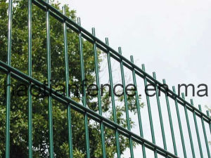Wire Fence, Welded Fence Panel, PVC Coated Panel pictures & photos