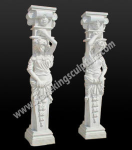 Top Quality Stone Sculpture Column for Building (sk-3378) pictures & photos