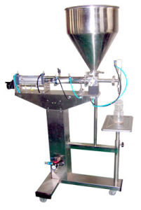 Pneumatic Filling Machine For paste pictures & photos