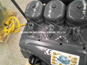 Beinei Air Cooled Diesel Engine F3l912 for Concrete Mixer Pump pictures & photos