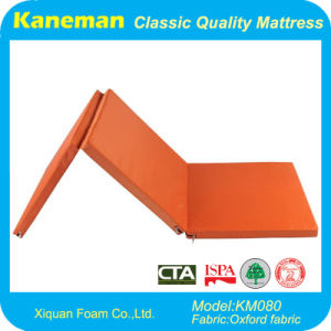 Rolling Packing 3 Foldable Foam Mattress pictures & photos