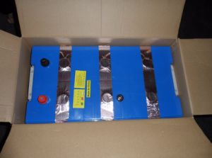 12V 200ah Dry Charge Truck Battery N200 pictures & photos
