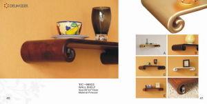 Wooden Wall Shelf (YC-08022)
