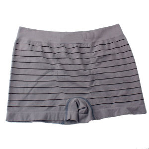 Great Quality Striped Men Seamless Underwear pictures & photos